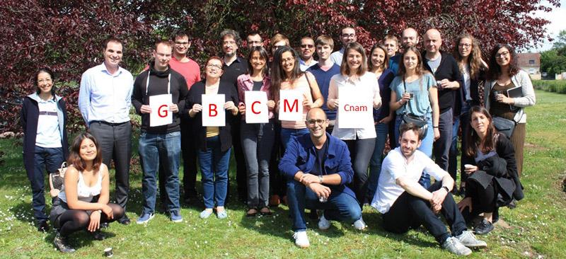 L'équipe GBCM